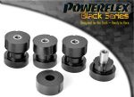 Ford Fiesta Mk1 All Types 76-89 Powerflex Black Rear Tie Bar Bushes PFR19-304BLK